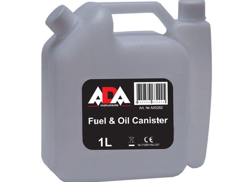 Лучшая канистра для смешивания бензина и масла