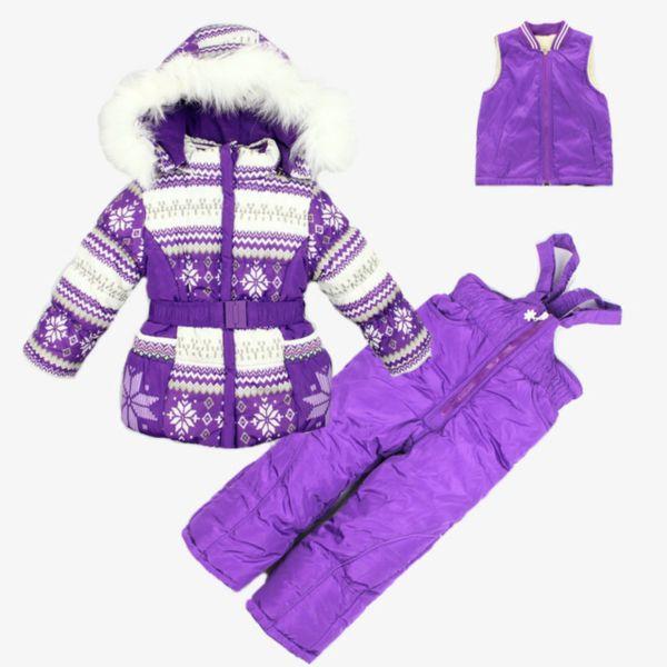 Лучшая лыжная одежда для детей