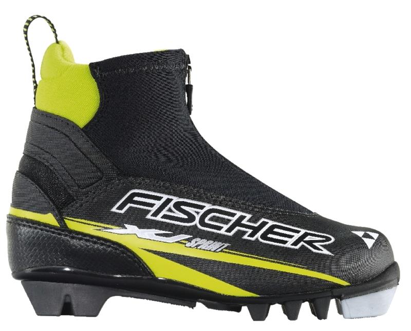 Лучшие лыжные ботинки для детей
