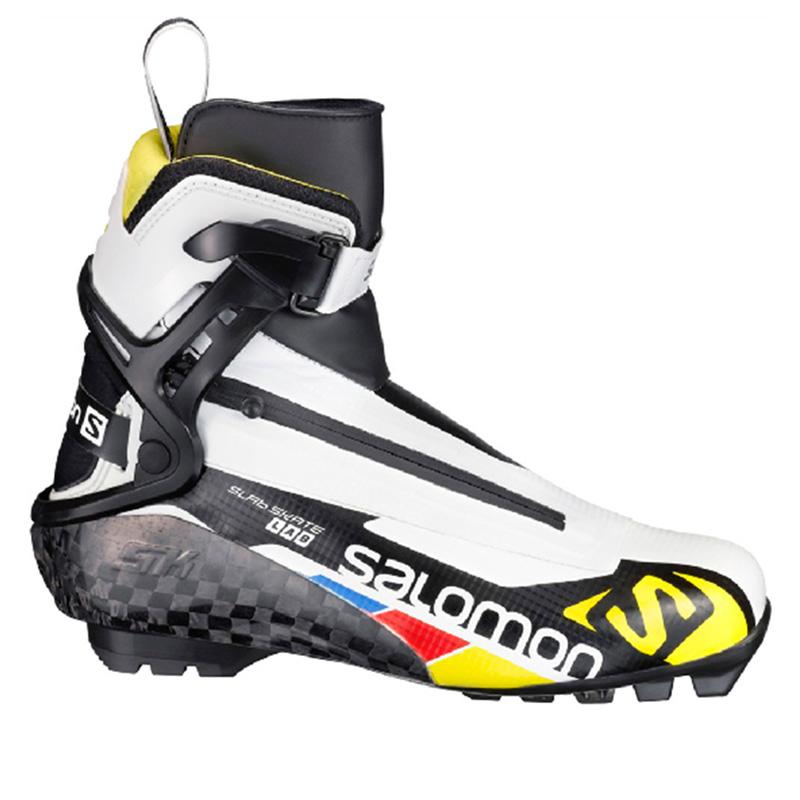 Лучшие лыжные ботинки для конькового хода