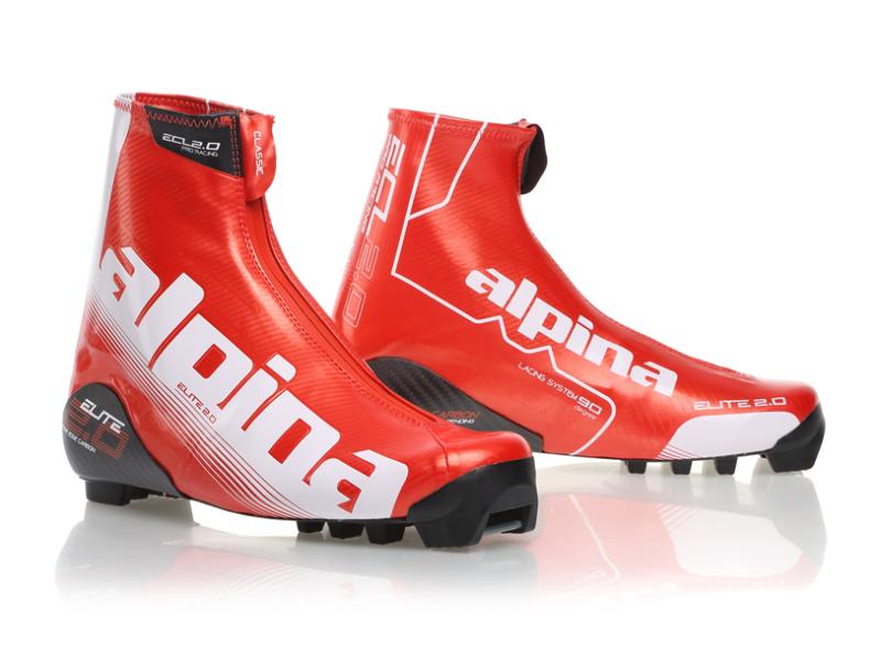 У каждого производителя разрабатывается собственная анатомическая колодка, поэтому можно выбрать модель, подходящую под параметры ноги лыжника.