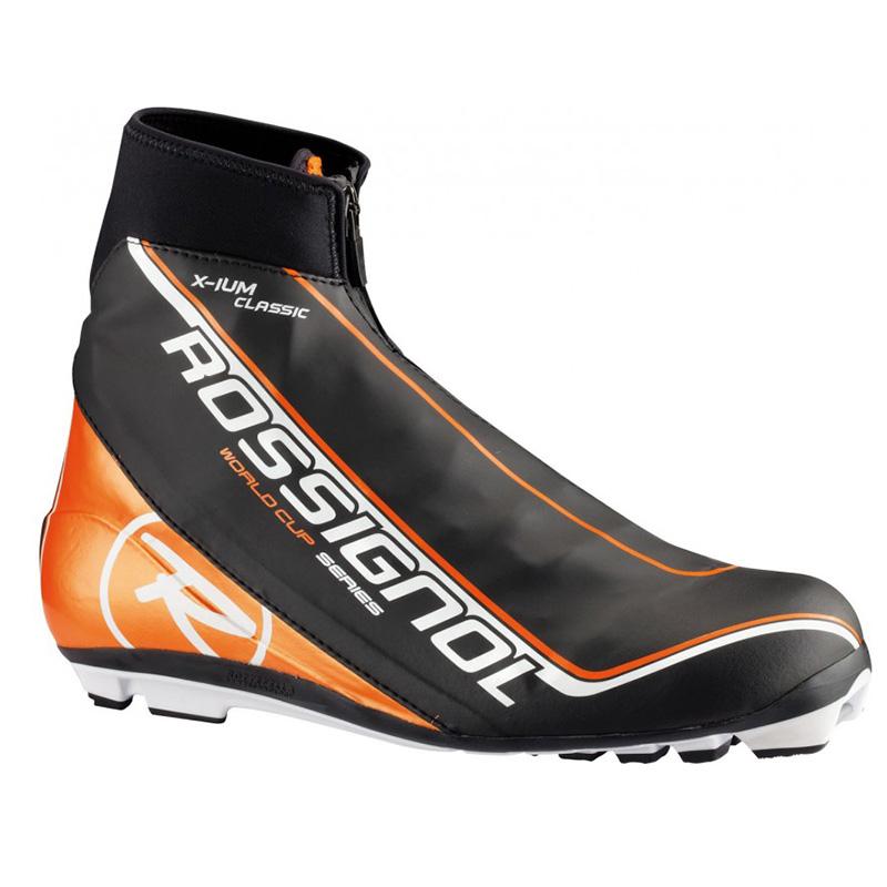 Лучшие лыжные ботинки классического хода