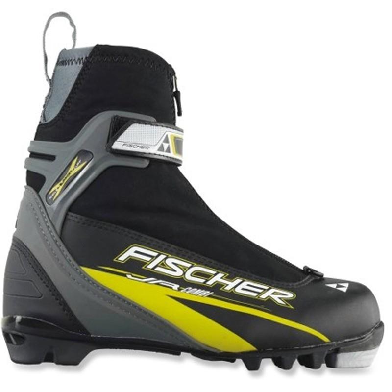 Лучшие лыжные ботинки на липучках