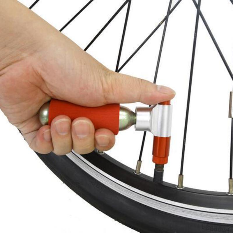 Лучший портативный велонасос