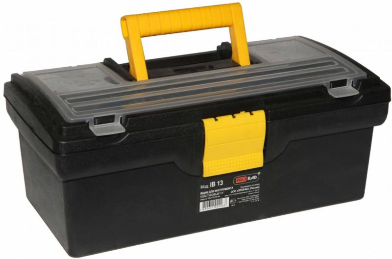 Лучший пластиковый ящик для инструмента