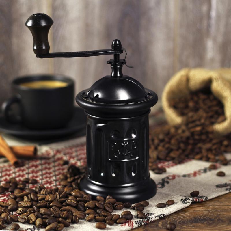 Лучшая ручная кофемолка