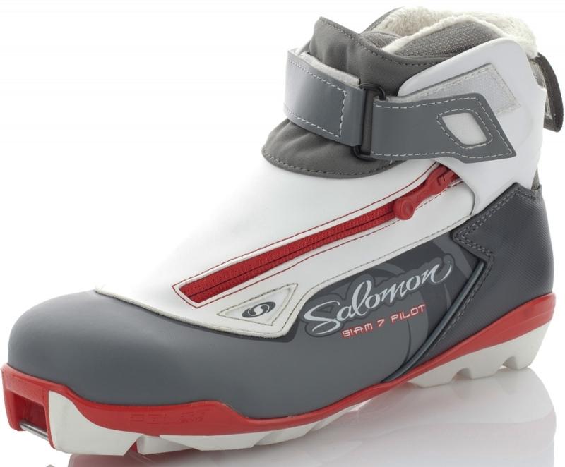 Лучшие женские лыжные ботинки