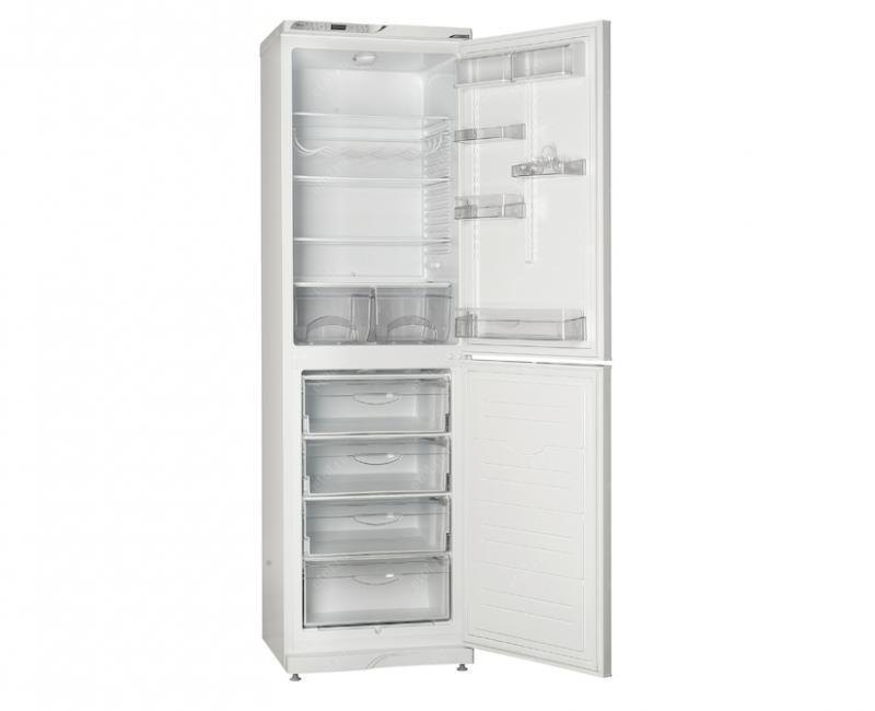 Модель Атлант МХМ 1845-62 - лучший широкий холодильник Атлант