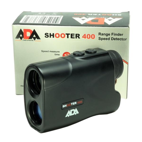 Плюсы ADA Shooter 400 А00331