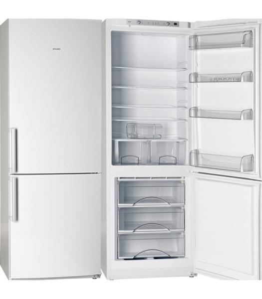 Модель ATLANT ХМ 6224-100 - лучший холодильник Атлант с 2 компрессорами