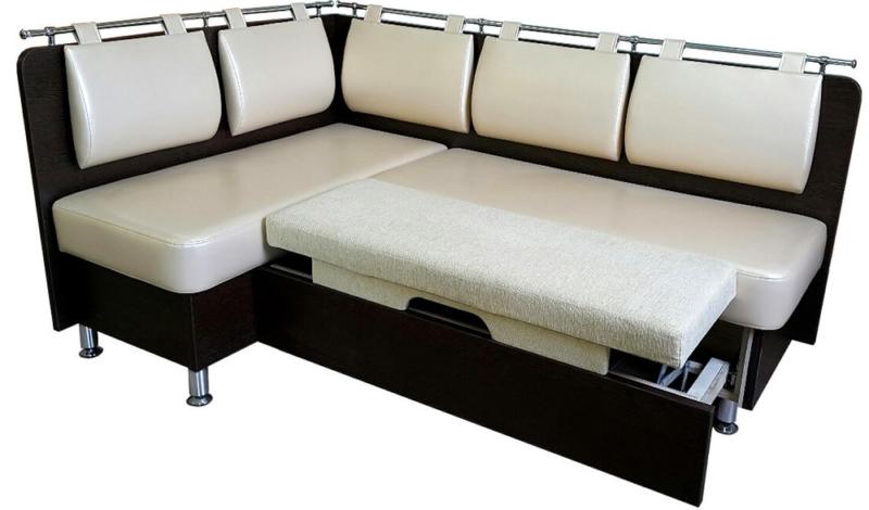 Лучший угловой диван на кухню