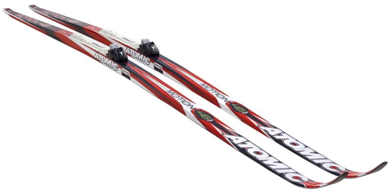 Лучшие беговые лыжи для начинающих