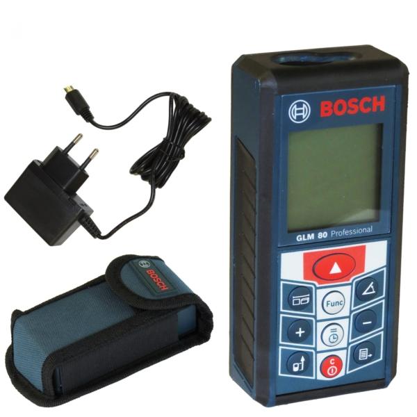 Минусы Bosch GLM 80 0.601.072.300