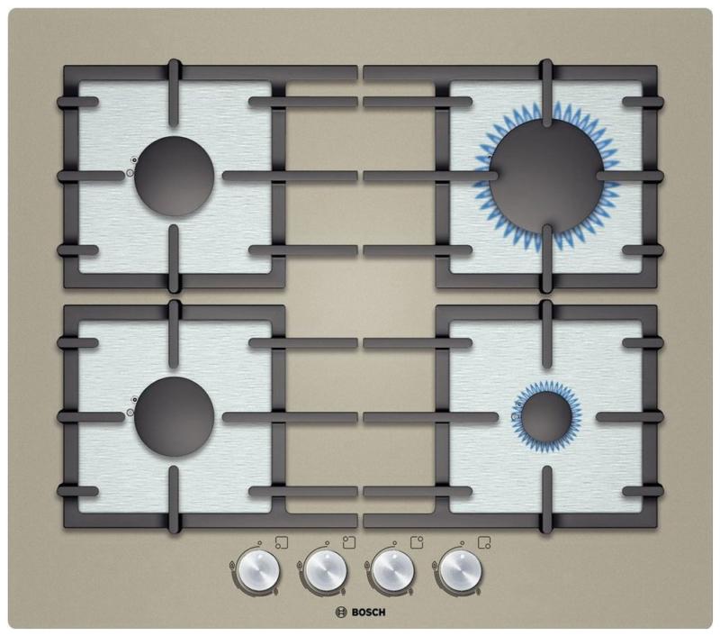 Лучшая встроенная газовая плита – Bosch PPP614B91 и Fornelli FGA 60 Destro