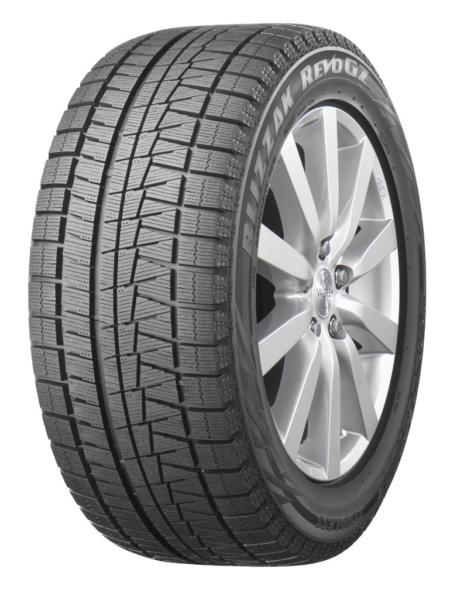 Функции Bridgestone Blizzak VRX