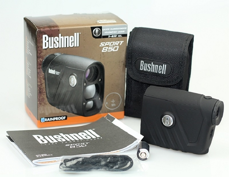 Минусы Bushnell Legend 1200 ARC черный 204100