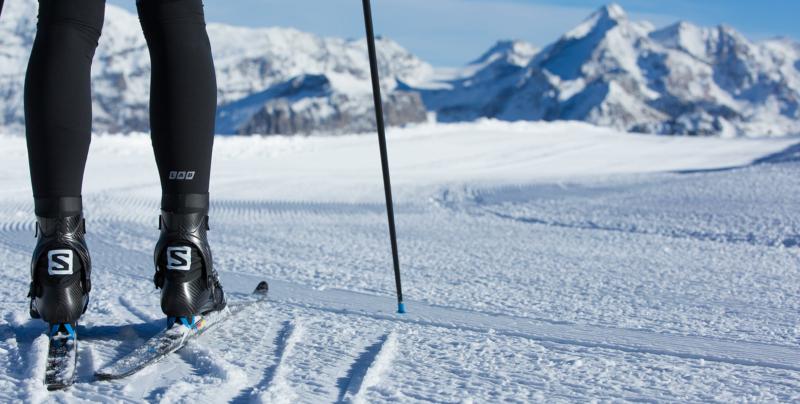 Лучшие беговые лыжи для большого веса