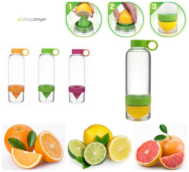 Плюсы Citrus Zinger