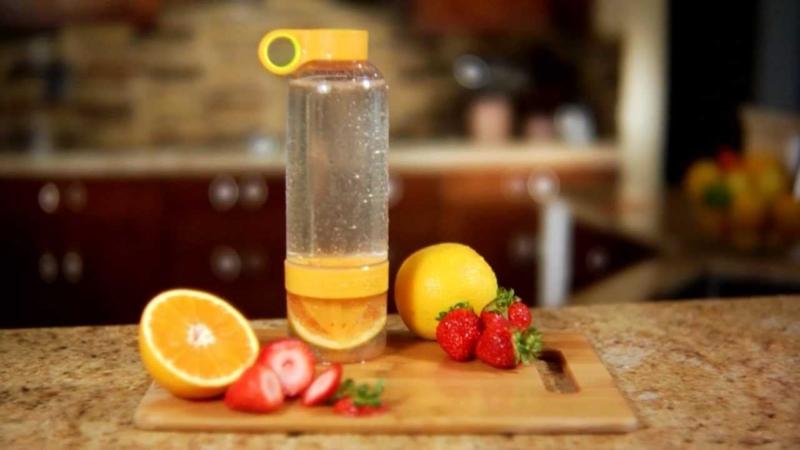 Минусы Citrus Zinger