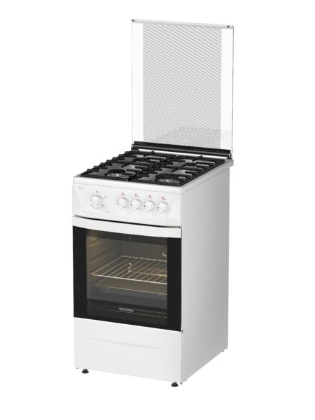 Лучшая газовая плита с газовой духовкой – DARINA 1D1 GM241018 W