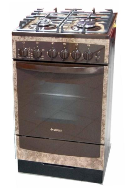Лучшая газовая плита с электроподжигом – GEFEST 3500