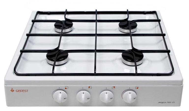 Лучшая настольная газовая плита – Gefest пг 900