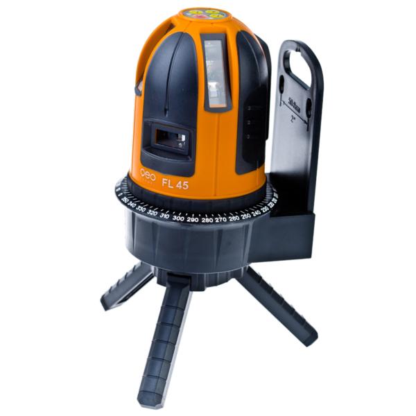 Geo-Fennel Duo-Pointer – лучший точечный лазерный нивелир