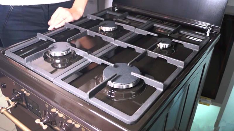 Лучшая газовая плита с грилем – Gorenje GI 52339 RW P51A3-14VT