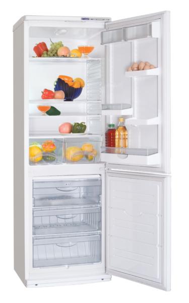 Модель ХМ-4012-022 - лучший холодильник Атлант с автоматической разморозкой