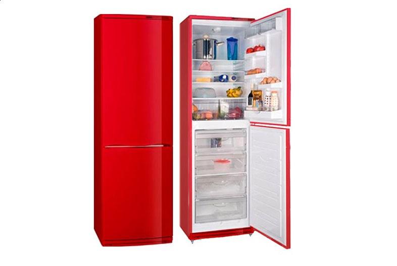 Модель ХМ-4012-030 - лучший двухкамерный холодильник Атлант