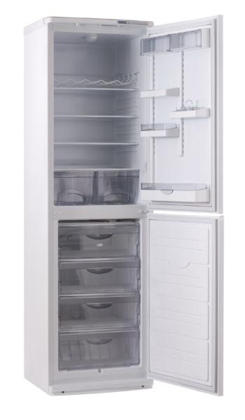 Модель Атлант ХМ 6025-031- лучший холодильник Атлант с двумя компрессорами