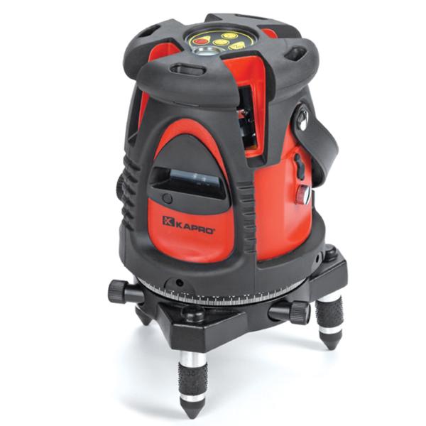 KAPRO 895 All Lines – лучший лазерный нивелир с отвесом