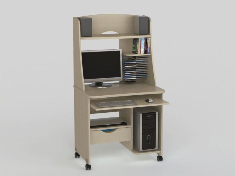 Лучший компьютерный стол на колесах