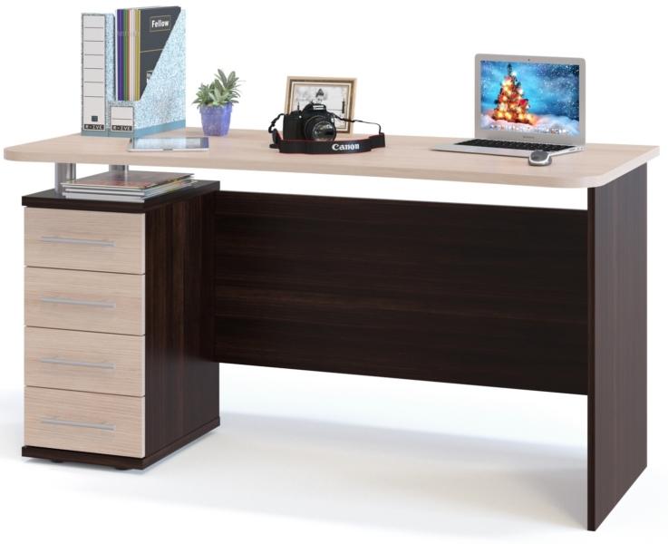 Лучший компьютерный стол с надстройкой