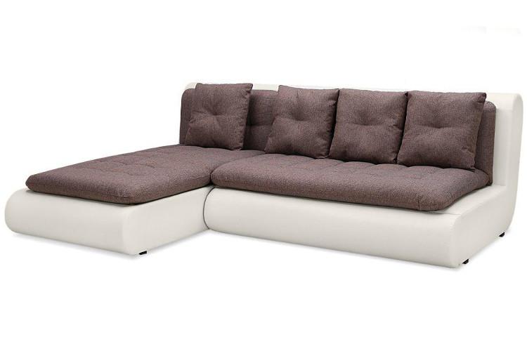 Лучший угловой диван без подлокотников