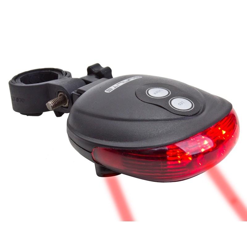 Лазерные велофонари