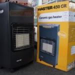 Газовый керамический обогреватель MASTER 450 CR
