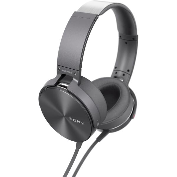 MDR-XB950AP Gray – лучшие полноразмерные наушники.