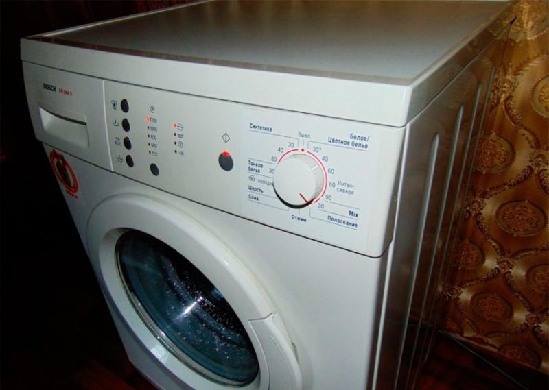 Maxx 6 WAE 24160 – лучшая полноразмерная стиральная машина Bosch