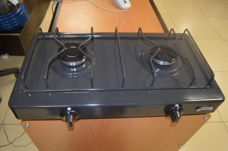 Лучшая переносная газовая плита – Мечта 200М