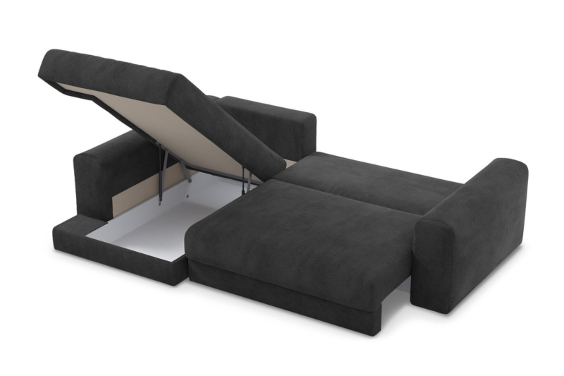 Лучший большой угловой диван