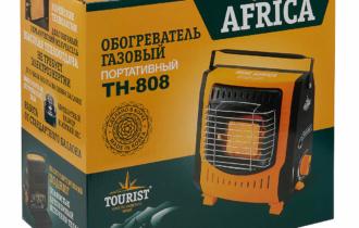 Керамический обогреватель для палатки Mini Africa TH-808