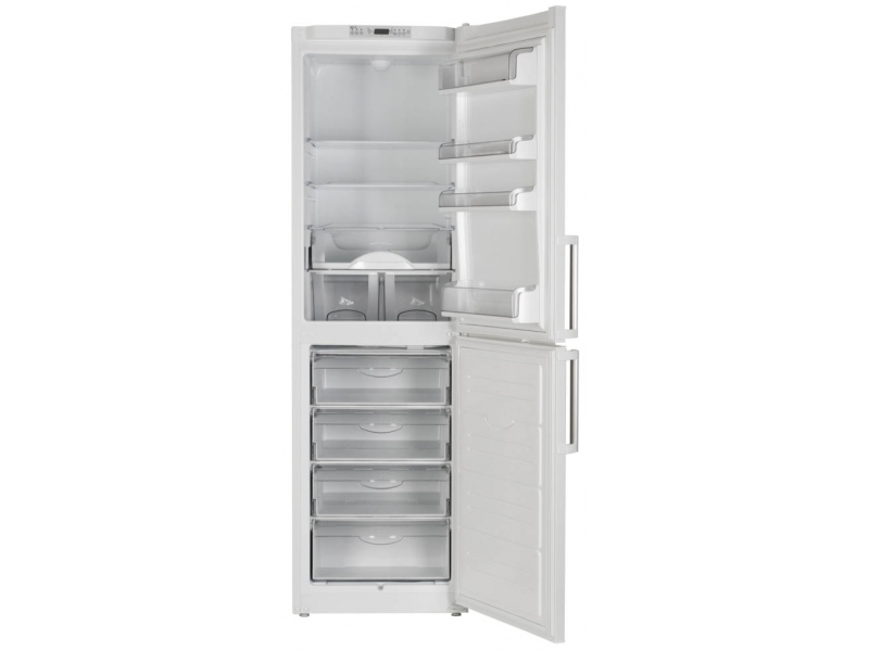 Модель Атлант ХМ 6325-101 - лучший холодильник Атлант с зоной свежести