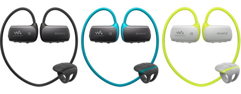 NWZ-WS610 – лучшие наушники с плеером.