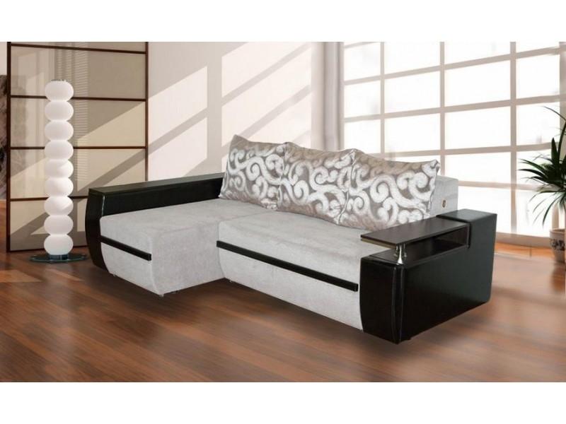 Лучший угловой диван-аккордеон