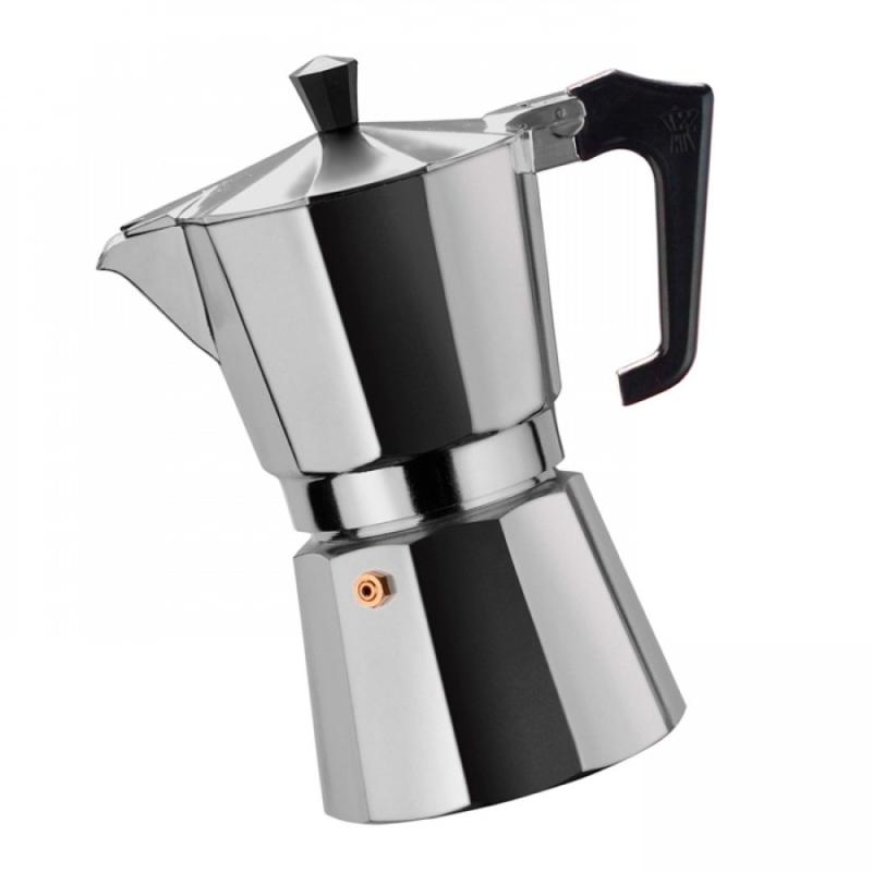 Pezzeti – лучшая гейзерная кофеварка для индукционной плиты