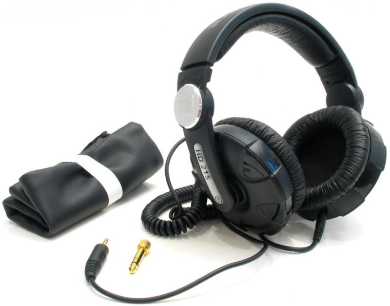 Минусы HD 215 II