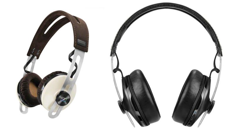 Sennheiser Momentum Wireless ─ лучшие накладные наушники