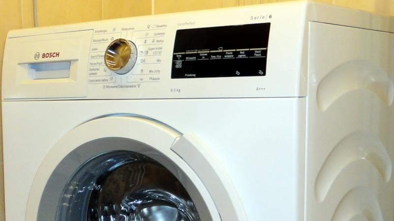 Serie 6 Avantixx WLT 24460 PL – лучшая стиральная машина бош шестого поколения
