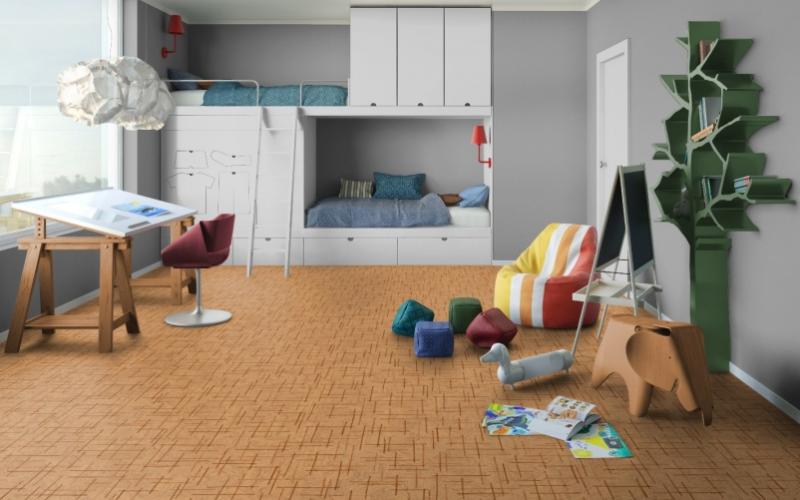 Tarkett Discovery – лучший линолеум для детских садов/комнат